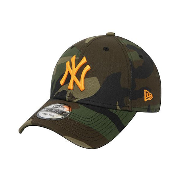 New Era 9FORTY MLB CAMO ESSENTIAL NEW YORK YANKEES - Pánska šiltovka