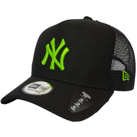 Șapcă de bărbați - New Era 9FORTY AF TRUCKER MLB DIAMOND ERA NEW YORK YANKEES
