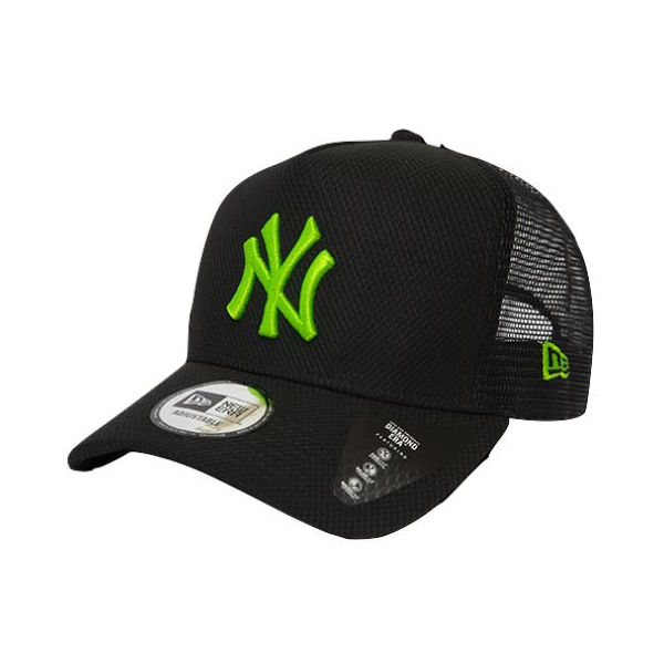New Era 9FORTY AF TRUCKER MLB DIAMOND ERA NEW YORK YANKEES - Pánska šiltovka
