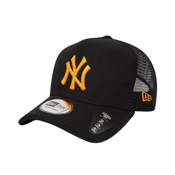 New Era 9FORTY AF TRUCKER MLB DIAMOND ERA NEW YORK YANKEES - Pánska šiltovka