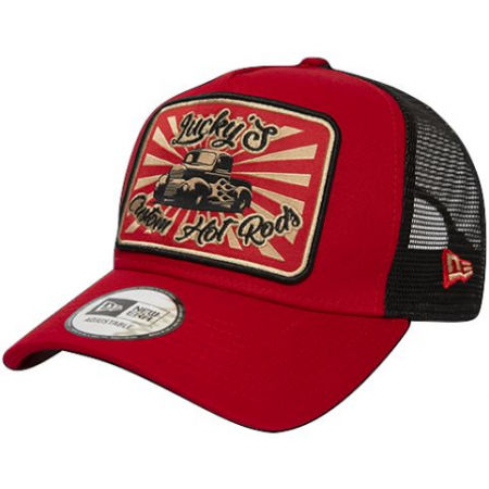 Trucker Cap - New Era 9FORTY AF TRUCKER HOT ROD - 1