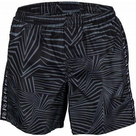 Spodenki kąpielowe męskie - Lotto SHORT BEACH DUE PRT PL - 2
