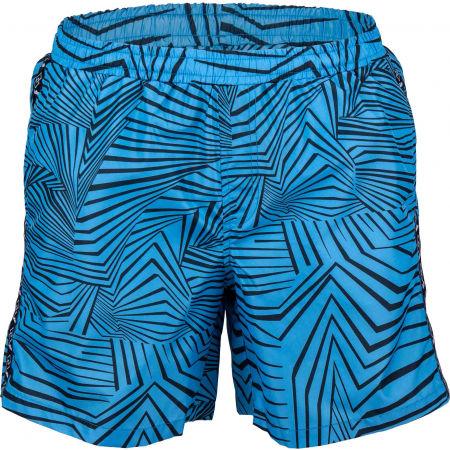 Pánske plavecké šortky - Lotto SHORT BEACH DUE PRT PL - 2