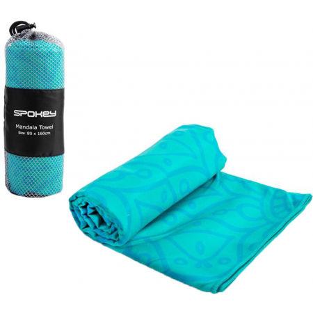 Spokey MANDALA 80x160CM - Ręcznik szybkoschnący