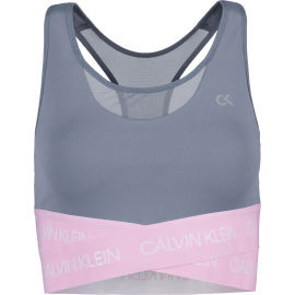 Calvin Klein MEDIUM SUPPORT SPORTS BRA - Dámská podprsenka