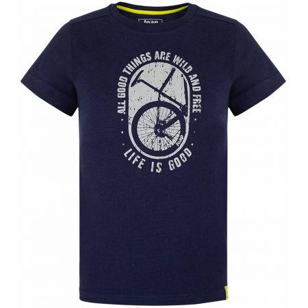 Chlapčenské tričko - Loap BAAKIS