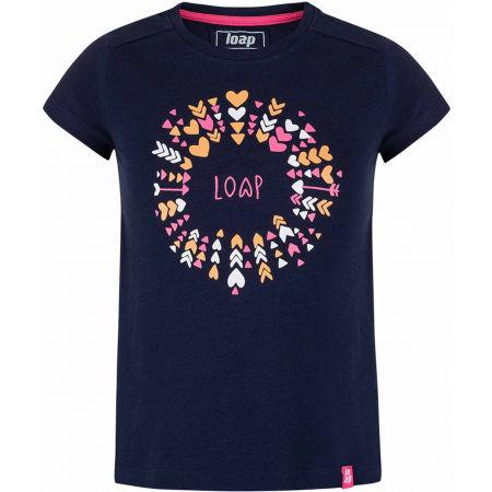 Girls' T-shirt - Loap BARIE - 1