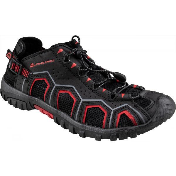 ALPINE PRO DORAM - Pánska letná obuv