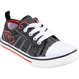 ALPINE PRO DUBHE - Detská vychádzková obuv