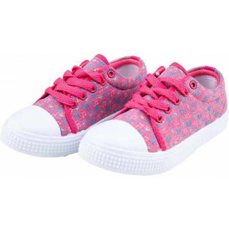 Dětská volnočasová obuv - ALPINE PRO ARRAE - 2