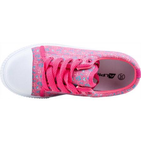 Dětská volnočasová obuv - ALPINE PRO ARRAE - 5