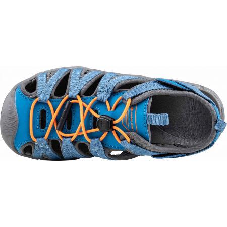 Kids' summer shoes - ALPINE PRO MERTO - 5