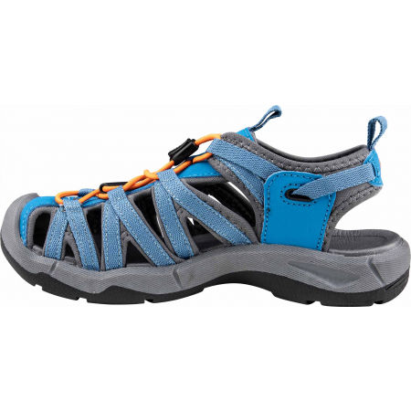 Kids' summer shoes - ALPINE PRO MERTO - 4