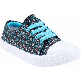 ALPINE PRO ARRAE - Detská voľnočasová obuv