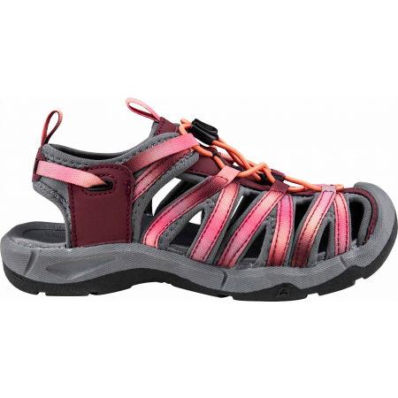 Detská letná obuv - ALPINE PRO MERTO - 4