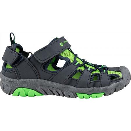 Detská letná obuv - ALPINE PRO EAKY - 3