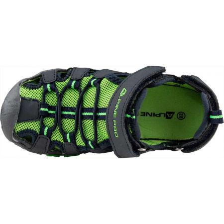 Detská letná obuv - ALPINE PRO EAKY - 5