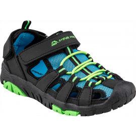 ALPINE PRO EAKY - Detská letná obuv
