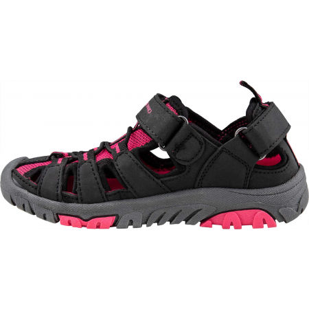 Detská letná obuv - ALPINE PRO EAKY - 4