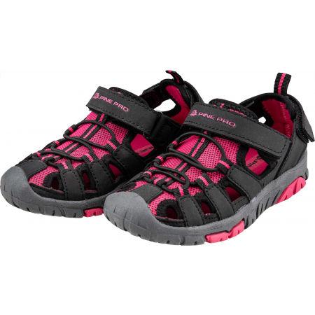Detská letná obuv - ALPINE PRO EAKY - 2