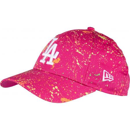Dievčenská šiltovka - New Era 9FORTY MLB KIDS PAINT PACK LOS ANGELES DODGERS - 1