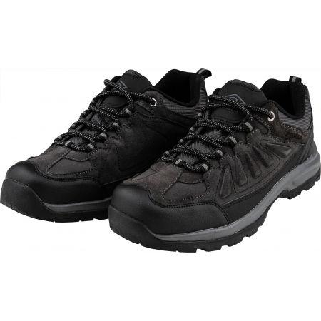 Pánská treková obuv - Umbro NERO - 2