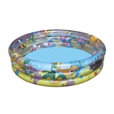 Bestway OCEAN LIFE POOL - Inflatable kids' pool - Bestway