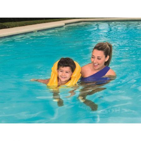 Children's inflatable vest - Bestway SWIM SAFE BABY VEST STEP B - 9