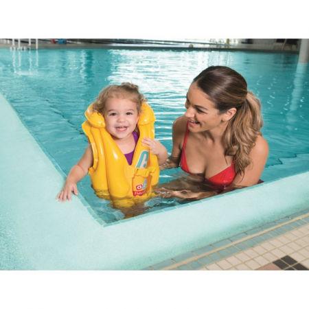 Children's inflatable vest - Bestway SWIM SAFE BABY VEST STEP B - 8