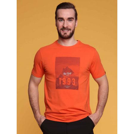 Pánske tričko - Loap ANILL - 3