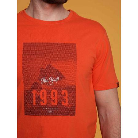Pánske tričko - Loap ANILL - 5