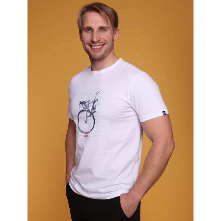 Pánske tričko - Loap ANSELMO - 5