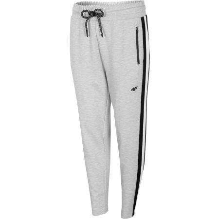 Spodnie dresowe damskie - 4F WOMENS TROUSERS - 1