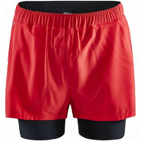 Craft ADV ESSENCE 2v1 - Men's functional shorts