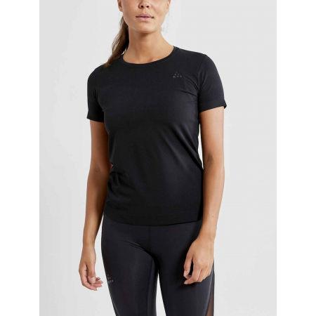Women's functional T-shirt - Craft FUSEKNIT LIGHT SS - 2