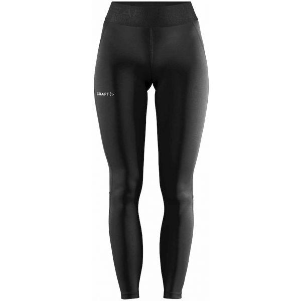 Craft ADV ESSENCE TRAIL černá M - Dámské elastické kalhoty