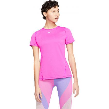 Dámske tričko - Nike NP 365 TOP SS ESSENTIAL W - 1