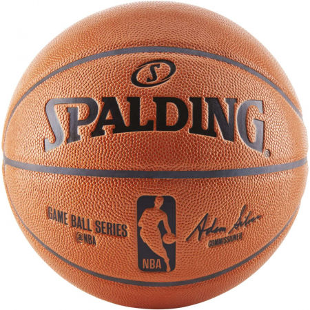 Basketbalová lopta - Spalding NBA GAME BALL REP