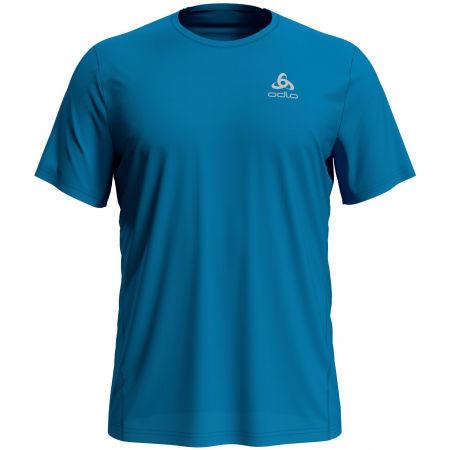 Koszulka męska - Odlo T-SHIRT S/S CREW NECK ELEMENT LIGHT - 1