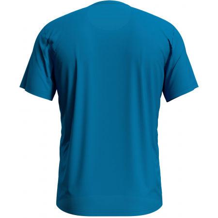 Koszulka męska - Odlo T-SHIRT S/S CREW NECK ELEMENT LIGHT - 2
