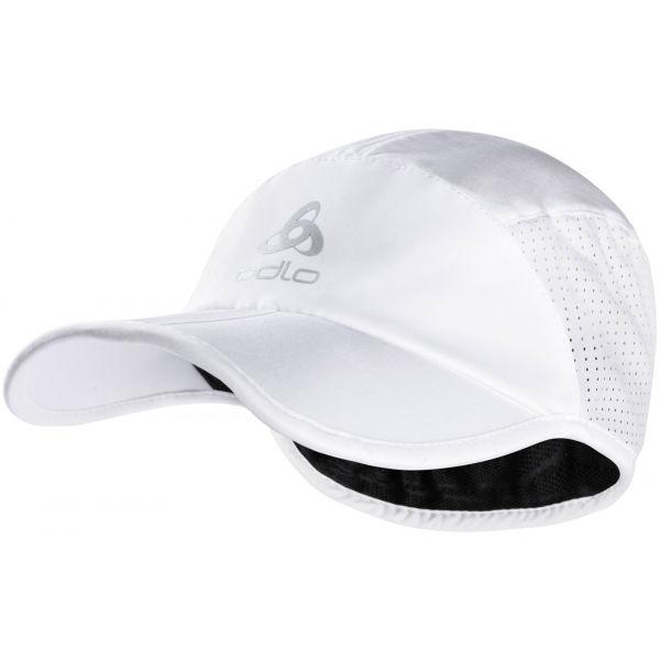 Odlo CAP CERAMICOOL X-LIGHT fehér L/XL - Sportos baseball sapka
