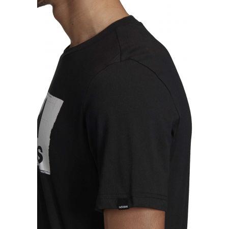 Herrenshirt - adidas M BRSHSTRK T - 9