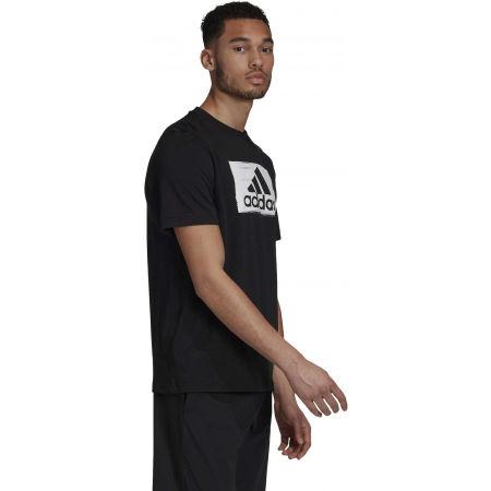 Herrenshirt - adidas M BRSHSTRK T - 6