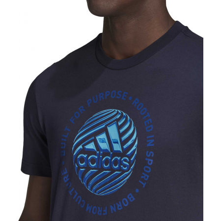 Pánske tričko - adidas M HYPRRL SLGN T - 8