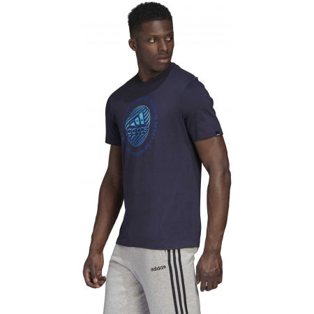 Pánske tričko - adidas M HYPRRL SLGN T - 5