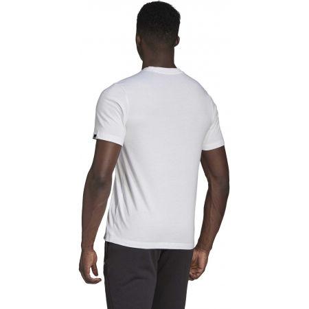 Men's T-Shirt - adidas M HYPRRL SLGN T - 7