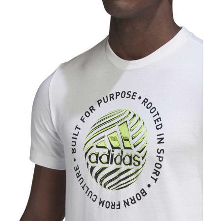 Men's T-Shirt - adidas M HYPRRL SLGN T - 8