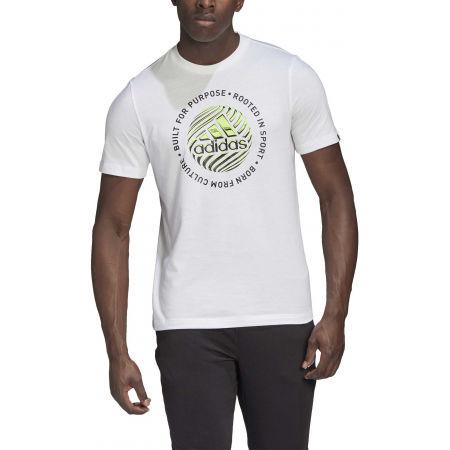 Men's T-Shirt - adidas M HYPRRL SLGN T - 3