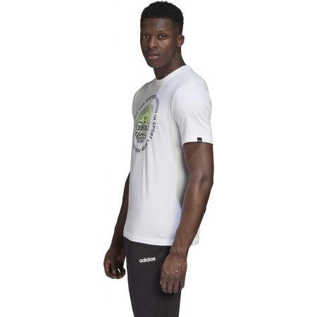 Men's T-Shirt - adidas M HYPRRL SLGN T - 5