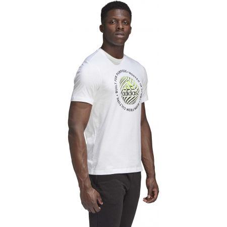Men's T-Shirt - adidas M HYPRRL SLGN T - 6